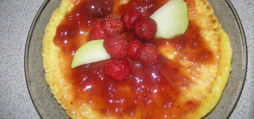 Omlet na słodko z dżemem lub owocami (autor: kate131 ...