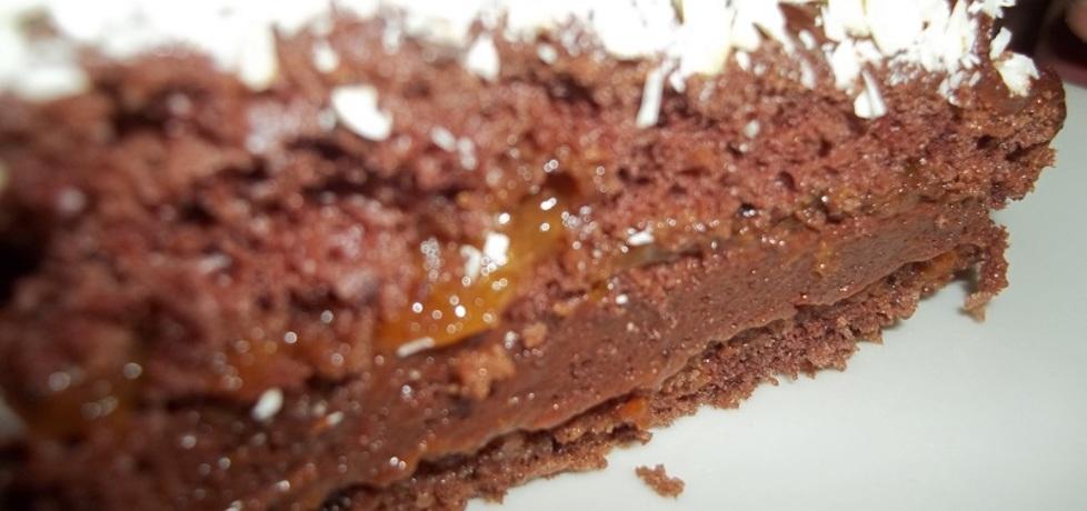 Tort z musem czekoladowym (autor: ilonaes)