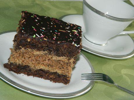 Przepis  ciasto makowo