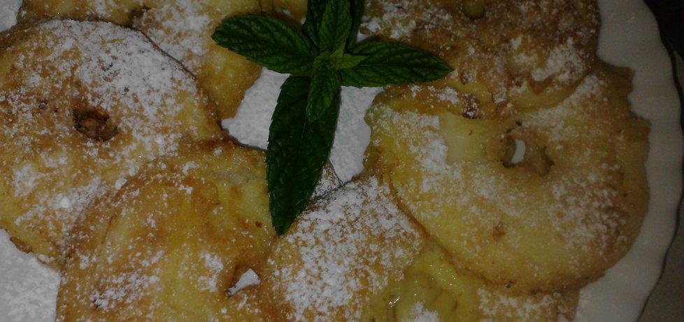 Jabłka w cieście tempura (autor: pietruszka)