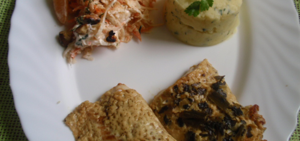 Morszczuk pieczony w piekarniku (autor: gosia56)
