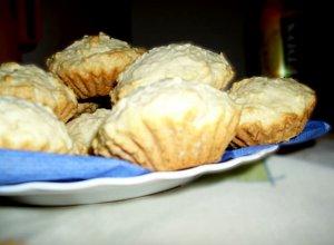 Muffinki kokosowe  prosty przepis i składniki