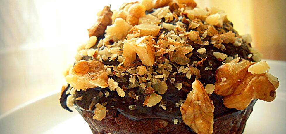 Muffiny czekoladowo