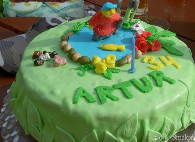 tort dla wędkarza