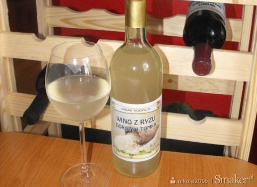 Wino z ryżu 15l.