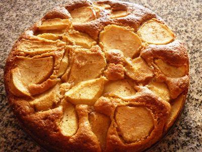 Ciasto gruszkowo