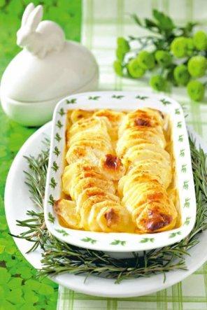Ziemniaki po francusku  prosty przepis i składniki