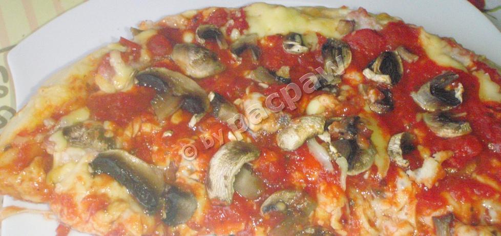 Pizza piętrowa (autor: pacpaw)