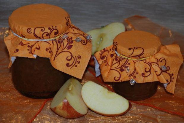 Przepis  dżem jabłkowy z koszteli przepis