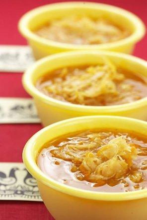Zupa kurpiowska  prosty przepis i składniki