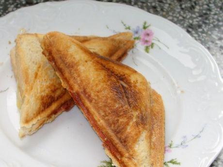 Przepis  sandwich  wersja klasyczna przepis