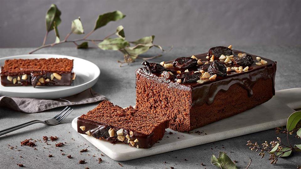 Przepis na ciasto czekoladowe z polewą