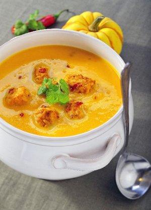 Zupa z dyni  prosty przepis i składniki