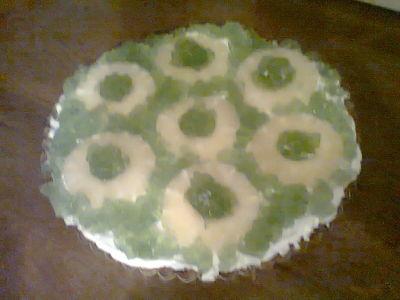 Tarta z ananasem