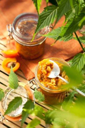 Chutney (sos) morelowy  prosty przepis i składniki