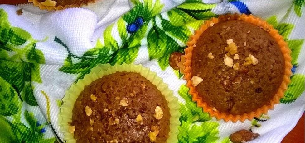 Czekoladowo karmelowe babeczki (autor: magdalenaic ...