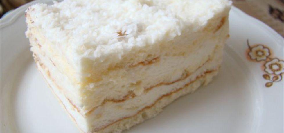 Tort kokosowy (autor: katarzynakate1980)