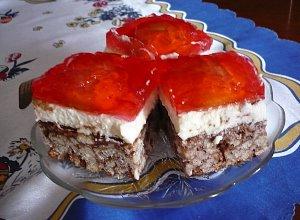 Ciasto biedronka  prosty przepis i składniki