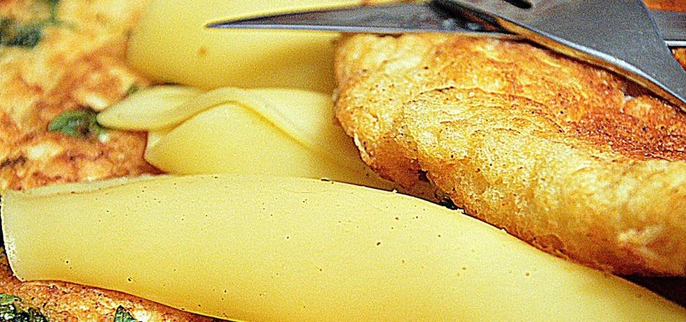 Puszysty omlet śniadaniowy z warzywami (autor: mancia-w