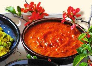 Toskański sos pomidorowy z nowalijek (pommarola toscana ...