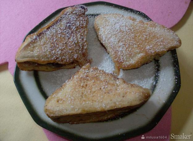 Chlebowe naleśniki