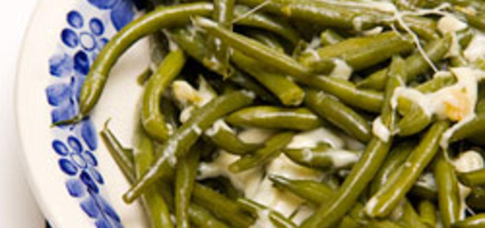 Fasolka szparagowa wg jamie`go oliver`a (autor: kulinarny