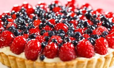 Owocowa tarta