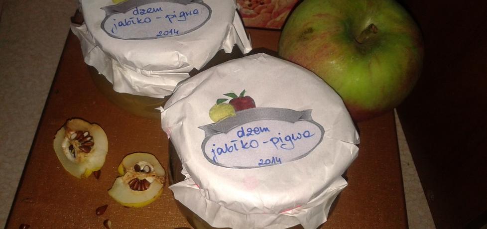 Dżem jabłko-pigwa (autor: paula99926)