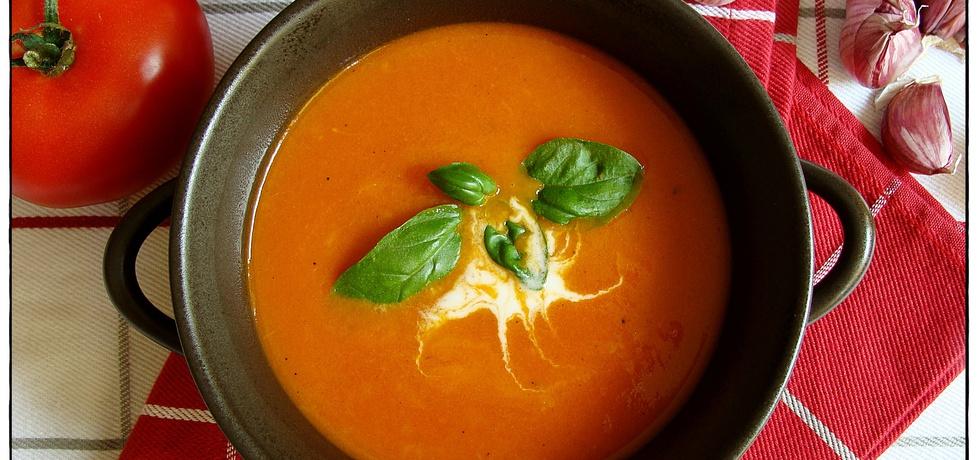 Zupa krem z pomidorów (autor: katerinaj)