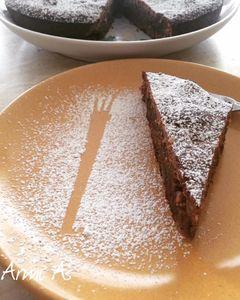 Ciasto orzechowe bez mąki