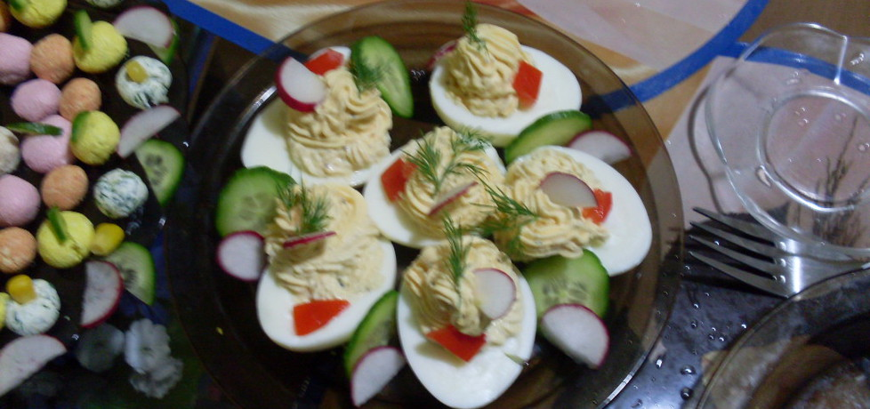 Jajka z pastą serową (autor: abisay)