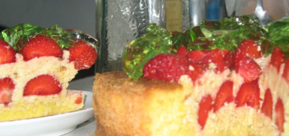 Tort truskawkowy (autor: anna169hosz)
