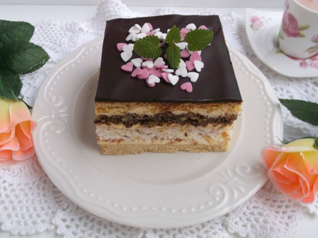 Przepis  ciasto , snikers przepis