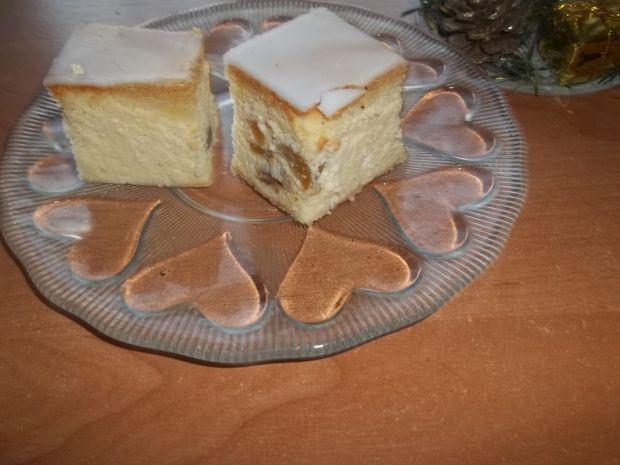 Bardzo smaczne: sernik z brzoskwiniami. gotujmy.pl
