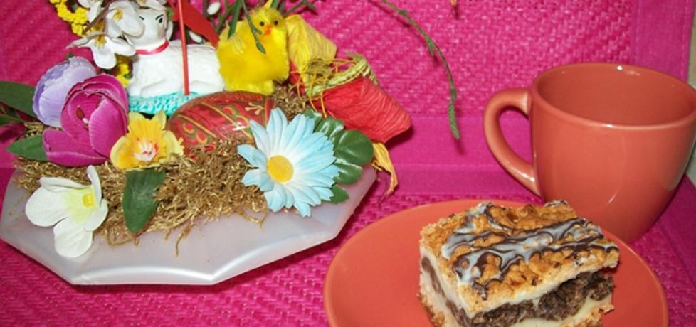 Wielkanocny sernik kolorowy (autor: madi356)