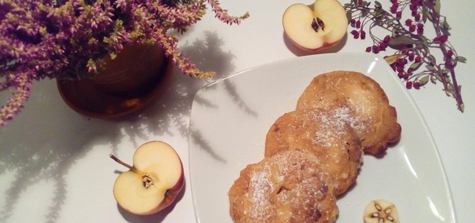 Racuchy cynamonowe z jabłkami (autor: ilonaes)