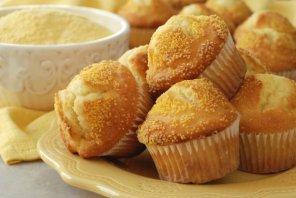 Muffiny kukurydziane  prosty przepis i składniki