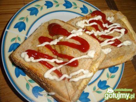 Przepis  klasyczne tosty przepis