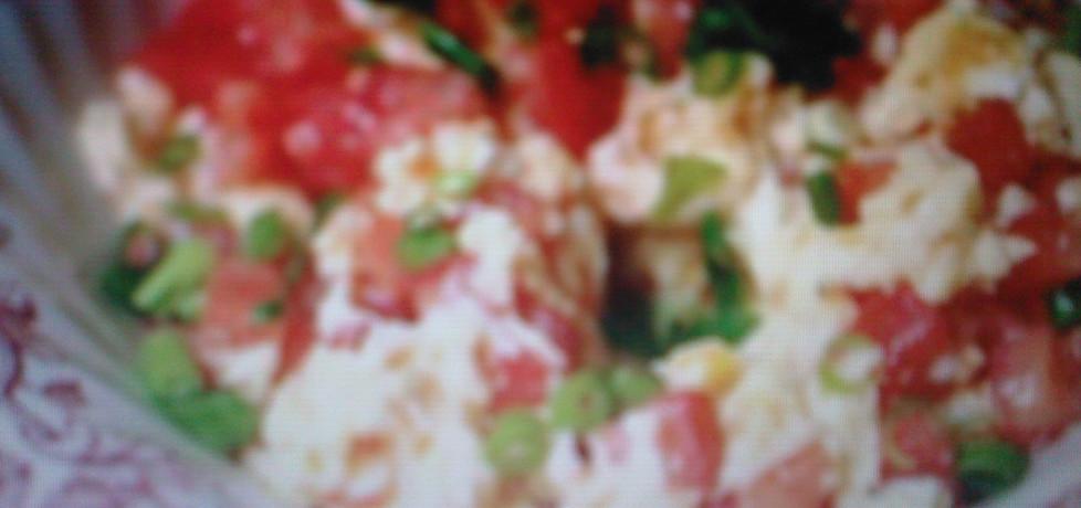 Jajecznica z pomidorami (autor: emiliozo)