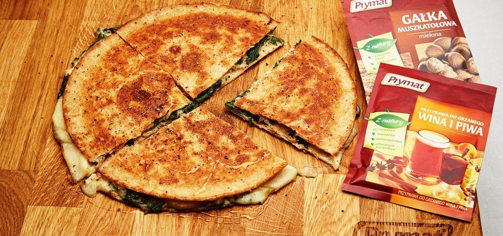Doradca smaku v: quesadillas z gruszką i szpinakiem, odc. 27 ...