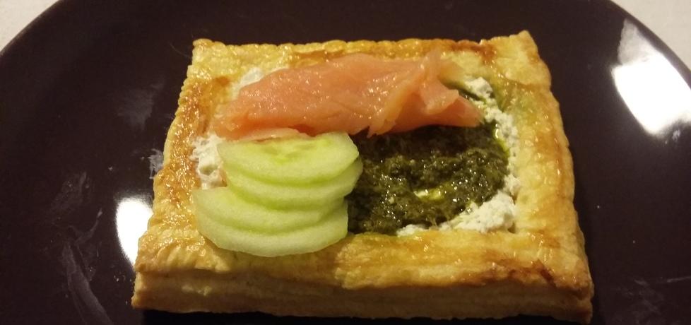 Ciastka francuskie na słono (autor: ilka01)