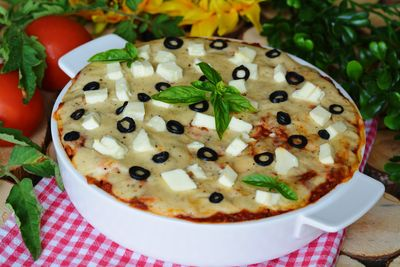 Pastitsio, czyli grecka zapiekanka z makaronem