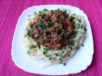Makaron z kiełbasą i pomidorami  najlepsze pomysły