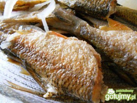 Przepis  marynowane rybki słodkowodne przepis