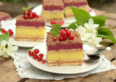 Ciasto porzeczkowy bit