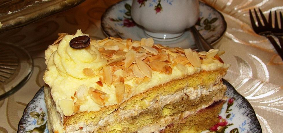 Tort kawowo