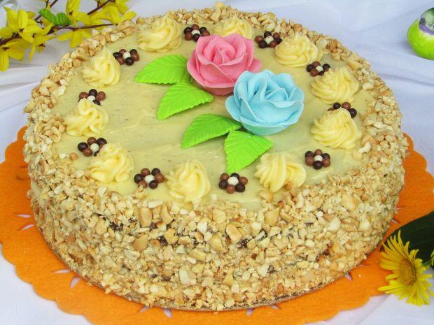 Przepis  tort cesarzowej przepis