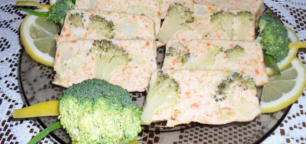 Pasztet z kalafiora i brokułów (autor: urszula