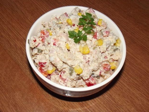Przepis  tuńczykowy kuskus przepis