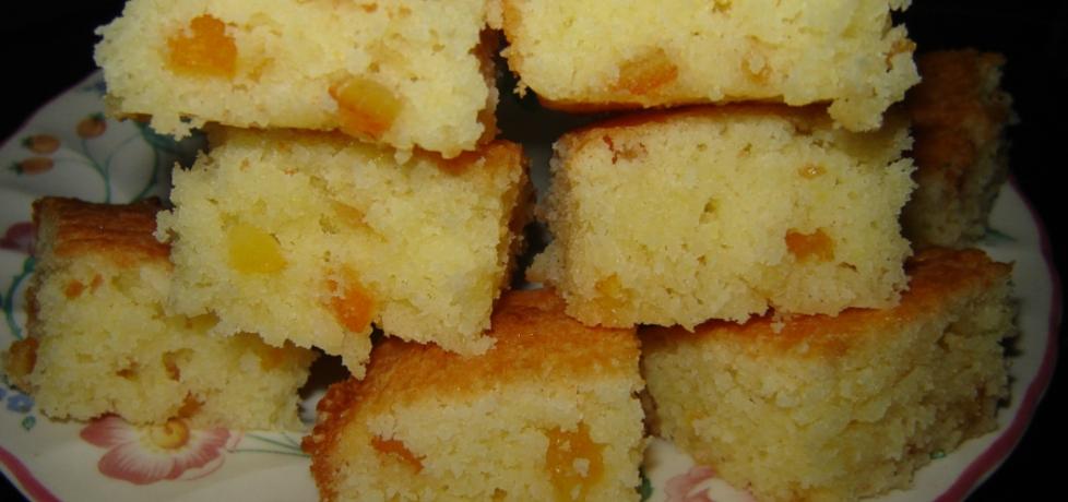 Jugosłowiańskie ciasto pomarańczowe (autor: katarzyna40 ...